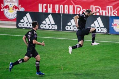 MLS: Gonzalo Higuaín, con un golazo, le dio la victoria a Inter de Miami sobre la hora