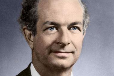 Linus Pauling era una superestrella científica