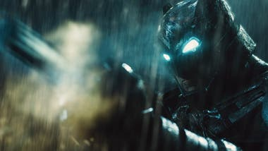 Ben Affleck en Batman vs. Superman: el origen de la justicia