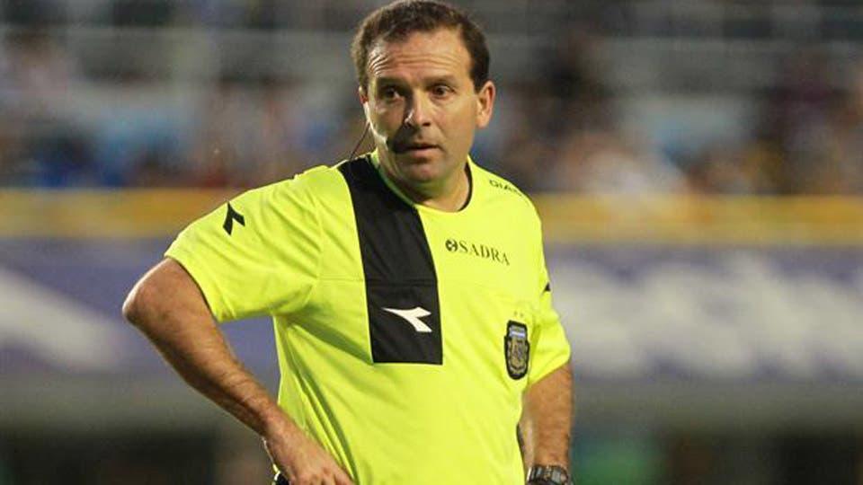 Juan Pablo Pompei dictará una clínica de arbitraje y fútbol