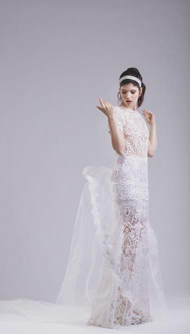 vestidos de novia locales - la nacion