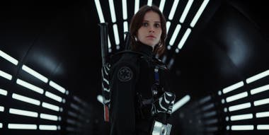 Felicity Jones en Rogue One