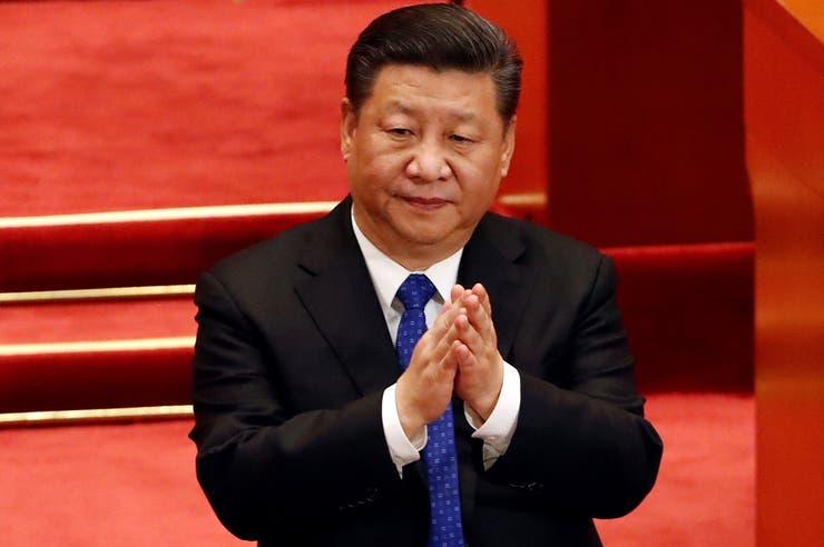 Donald Trump felicitó a Xi Jinping por la reelección eterna y dijo que le gusta la idea