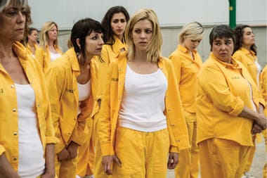 "En sus comienzos, ""Vis a Vis"" fue comparada con la popular ""Orange is the New Black"""