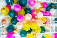 Ideas para decorar tu festejo con globos