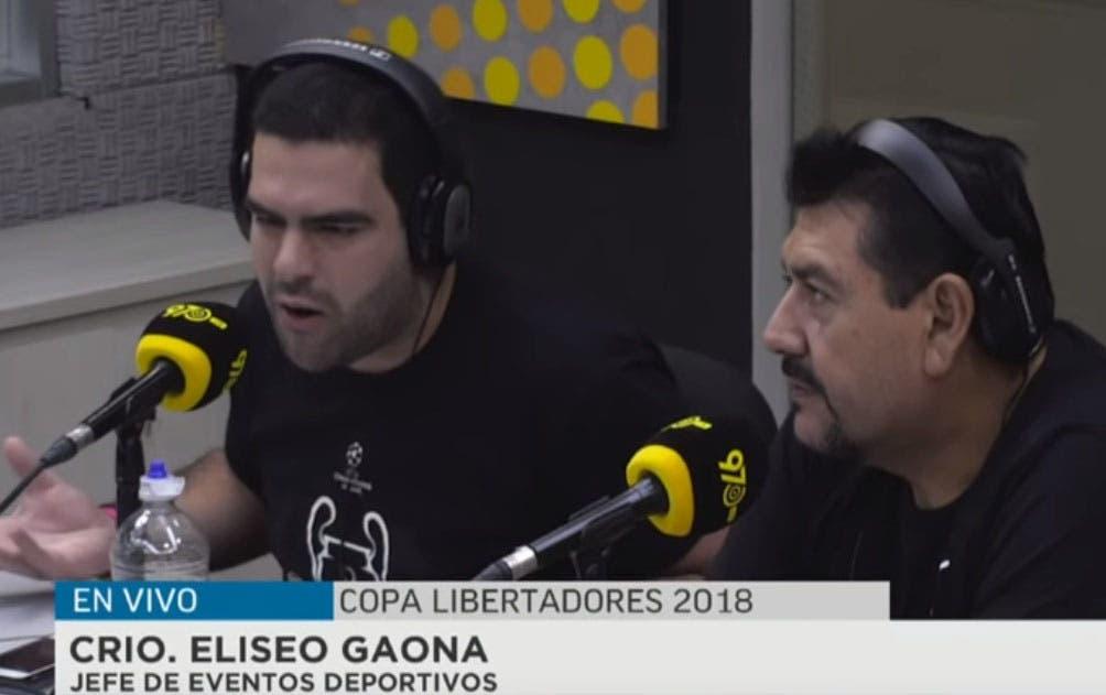 """""""¡Comisario, no venda humo!"""", el insólito cruce radial en Paraguay por el operativo policial del River-Boca"""
