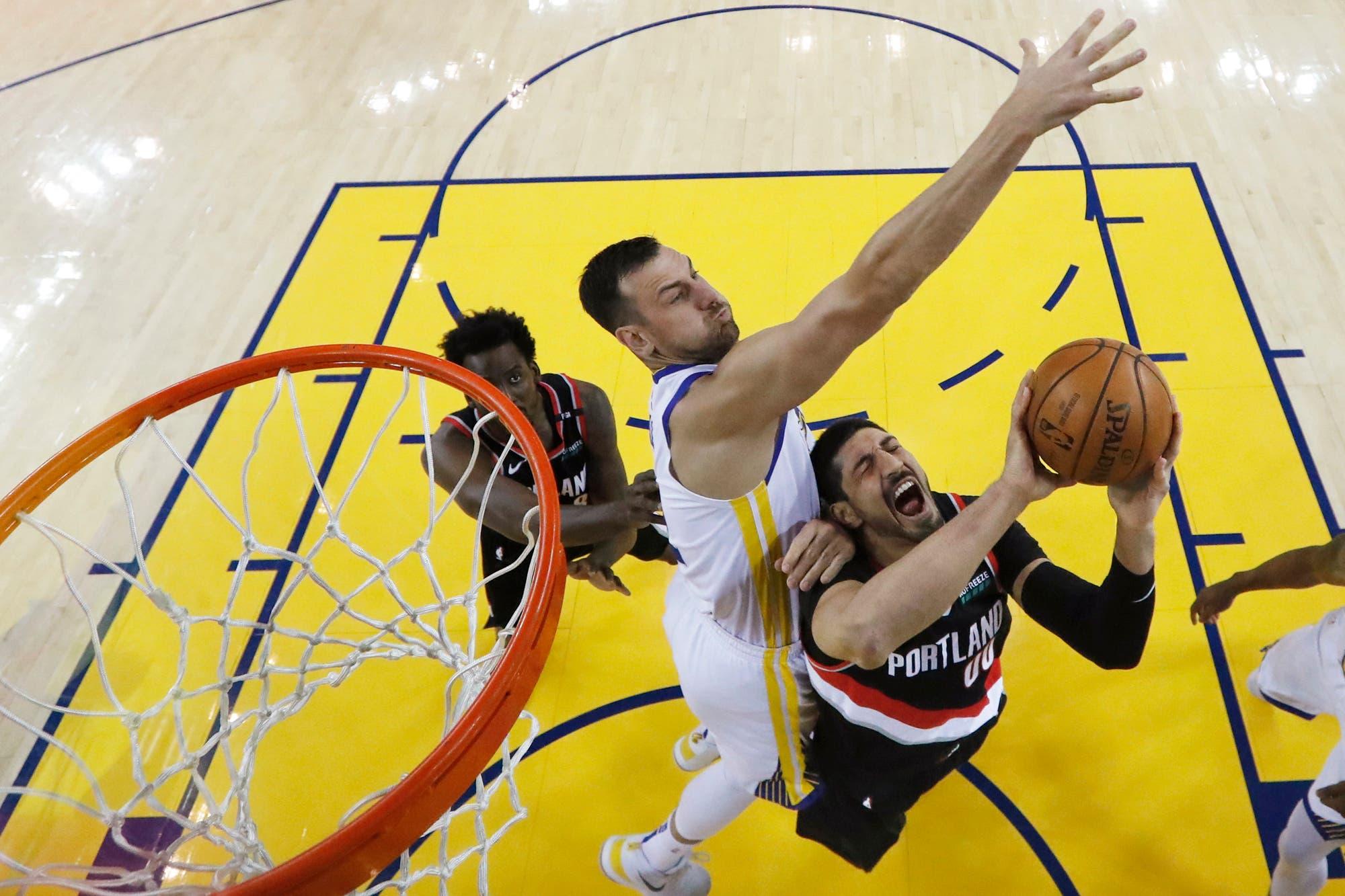 Por qué prohíben ver en Turquía los partidos de la Conferencia Oeste de la NBA