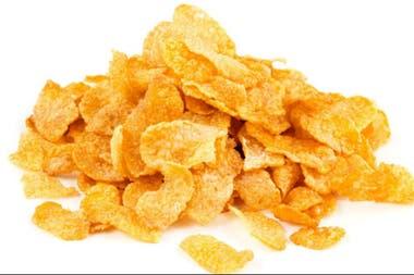 Copos de cereales, otra salida del maíz