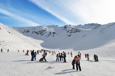 El centro de esquí chubutense es uno de los más antiguos del país, fundado en 1974