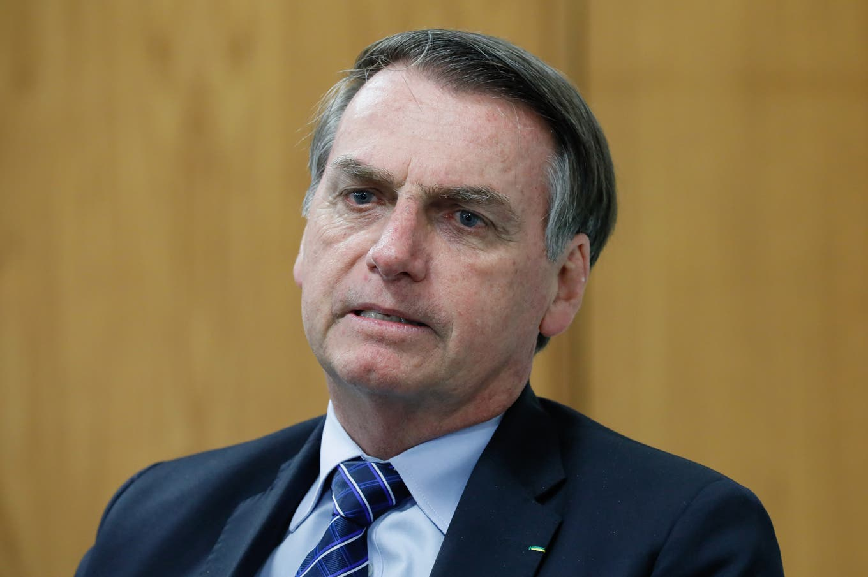 """""""Argentina, por el populismo, cada vez más cerca de Venezuela"""", arremetió Bolsonaro"""