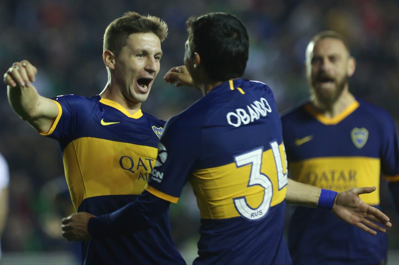 Banfield-Boca, por la Superliga: el equipo de Alfaro gana desde el arranque en el Sur