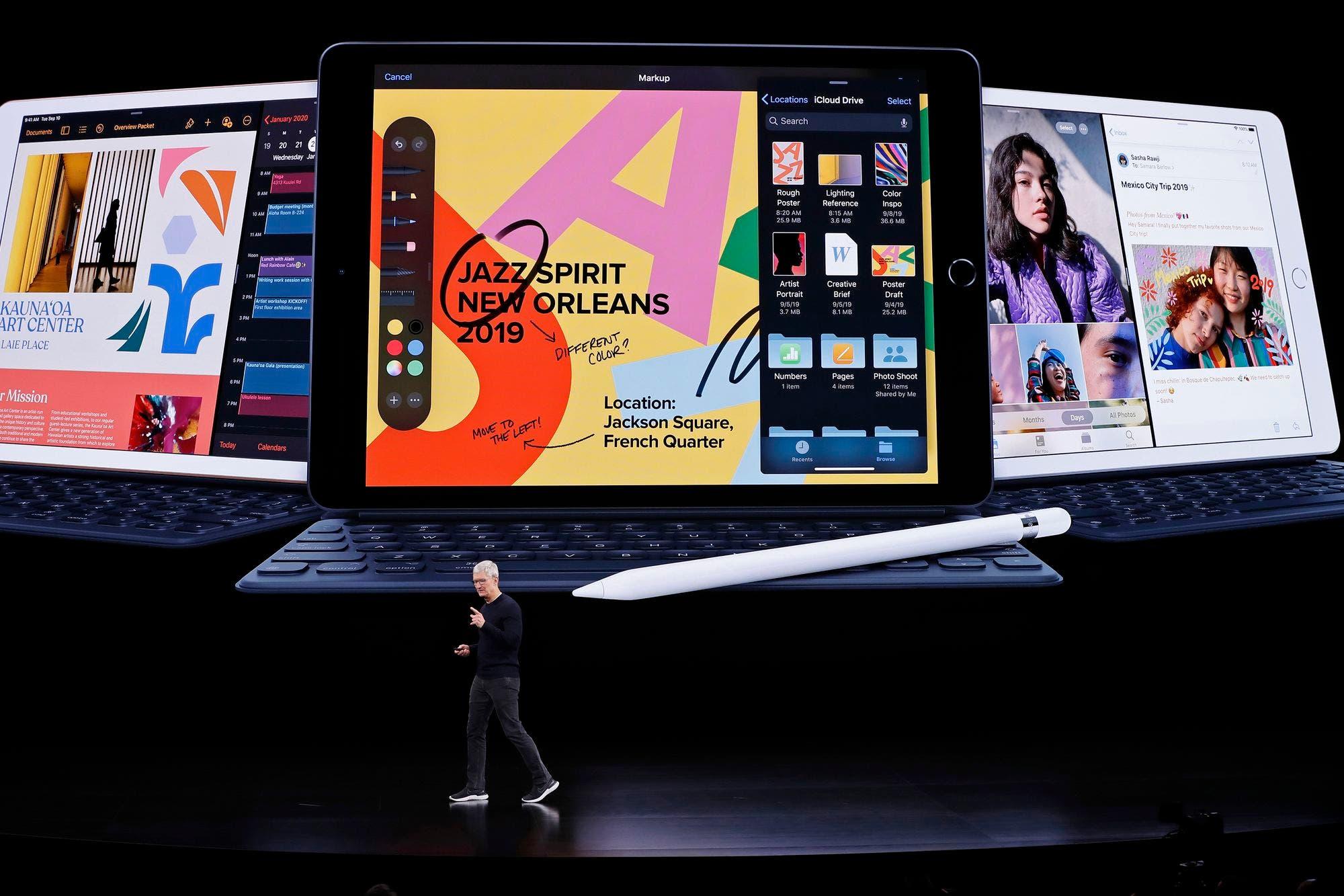 Las tabletas iPad de Apple fueron los equipos más demandados durante la pandemia de coronavirus