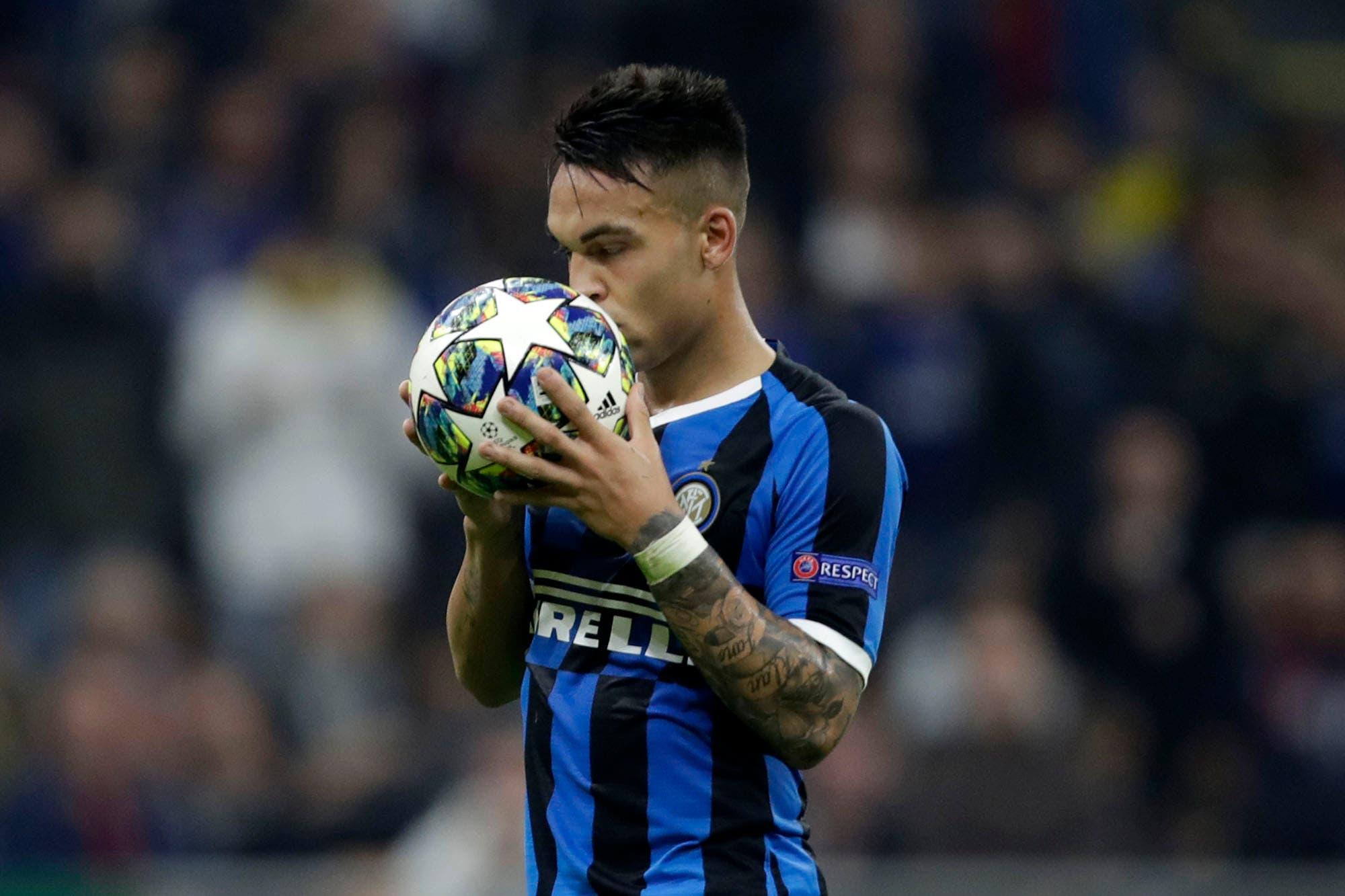 Champions League: El gol y el penal fallado por Lautaro Martínez y el protagonismo de Lionel Messi