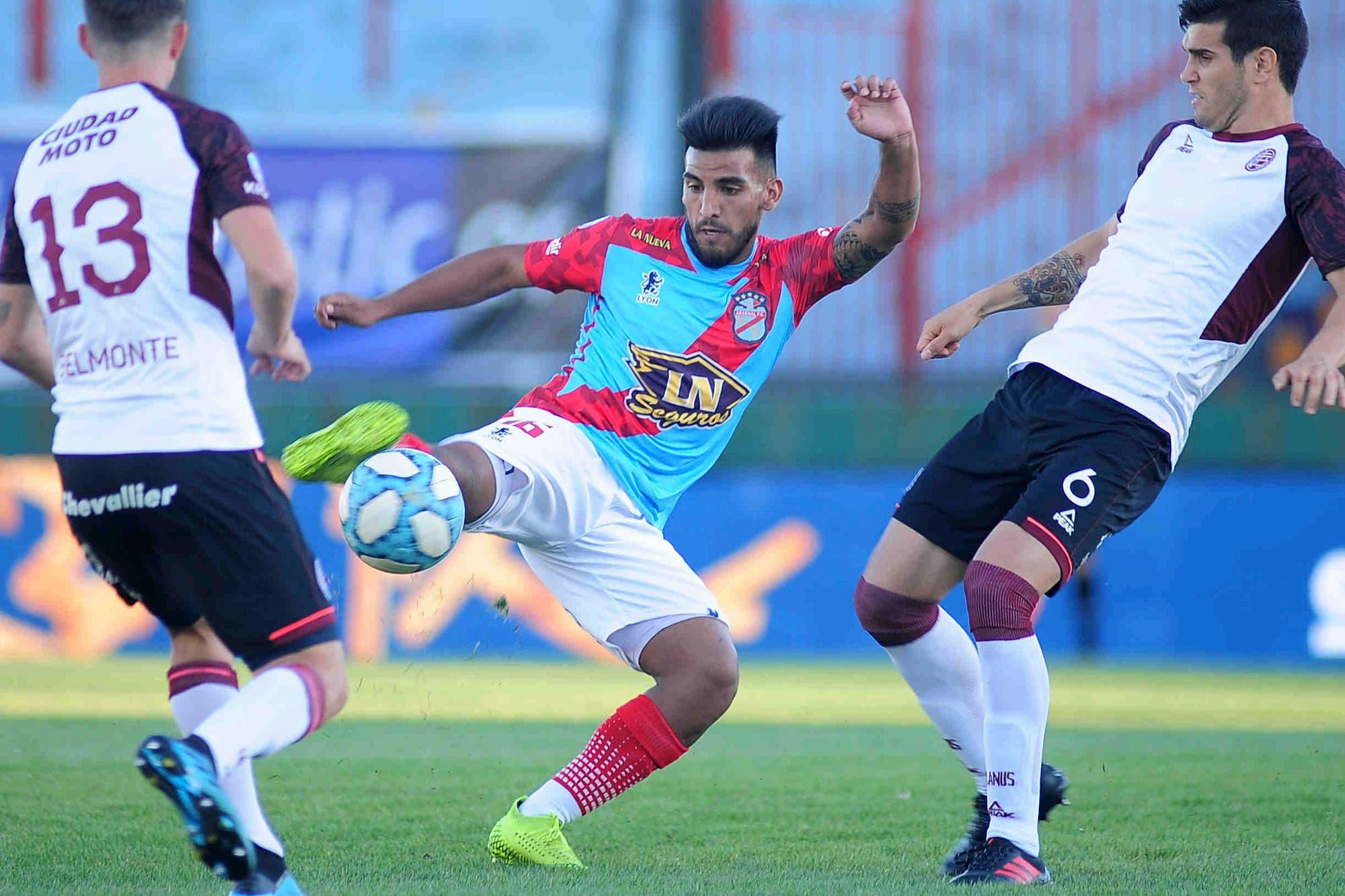 Arsenal-Lanús, por la Superliga: el Granate busca acercarse de nuevo a la cima del torneo