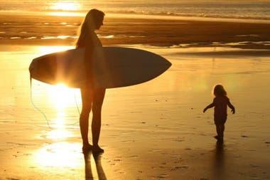 Las mujeres que deciden ser madres en Nueva Zelanda tienen un permiso de maternidad remunerado durante 18 semanas