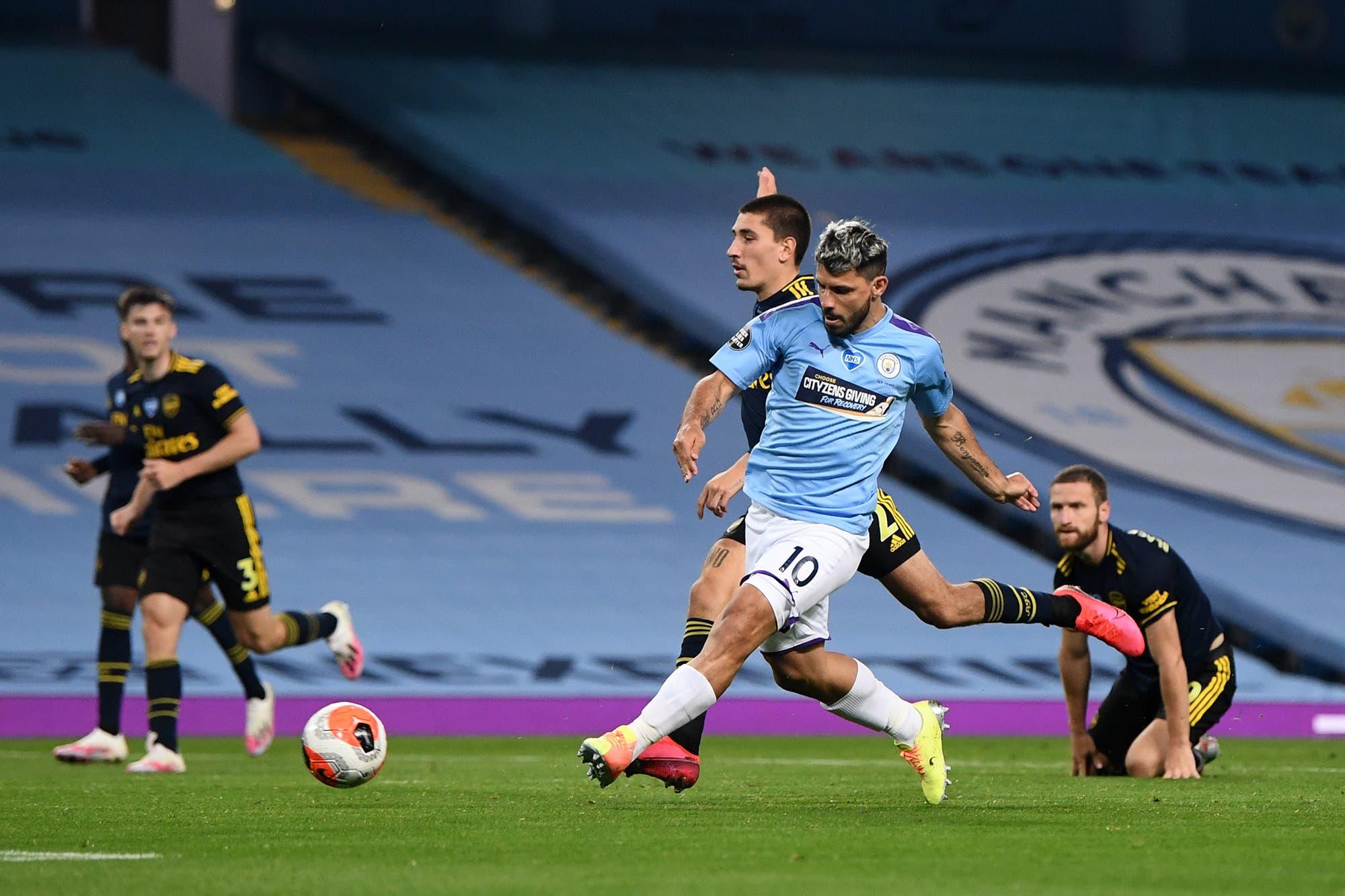 Manchester City-Aston Villa, Premier League: Agüero y Guardiola en busca del título perdido