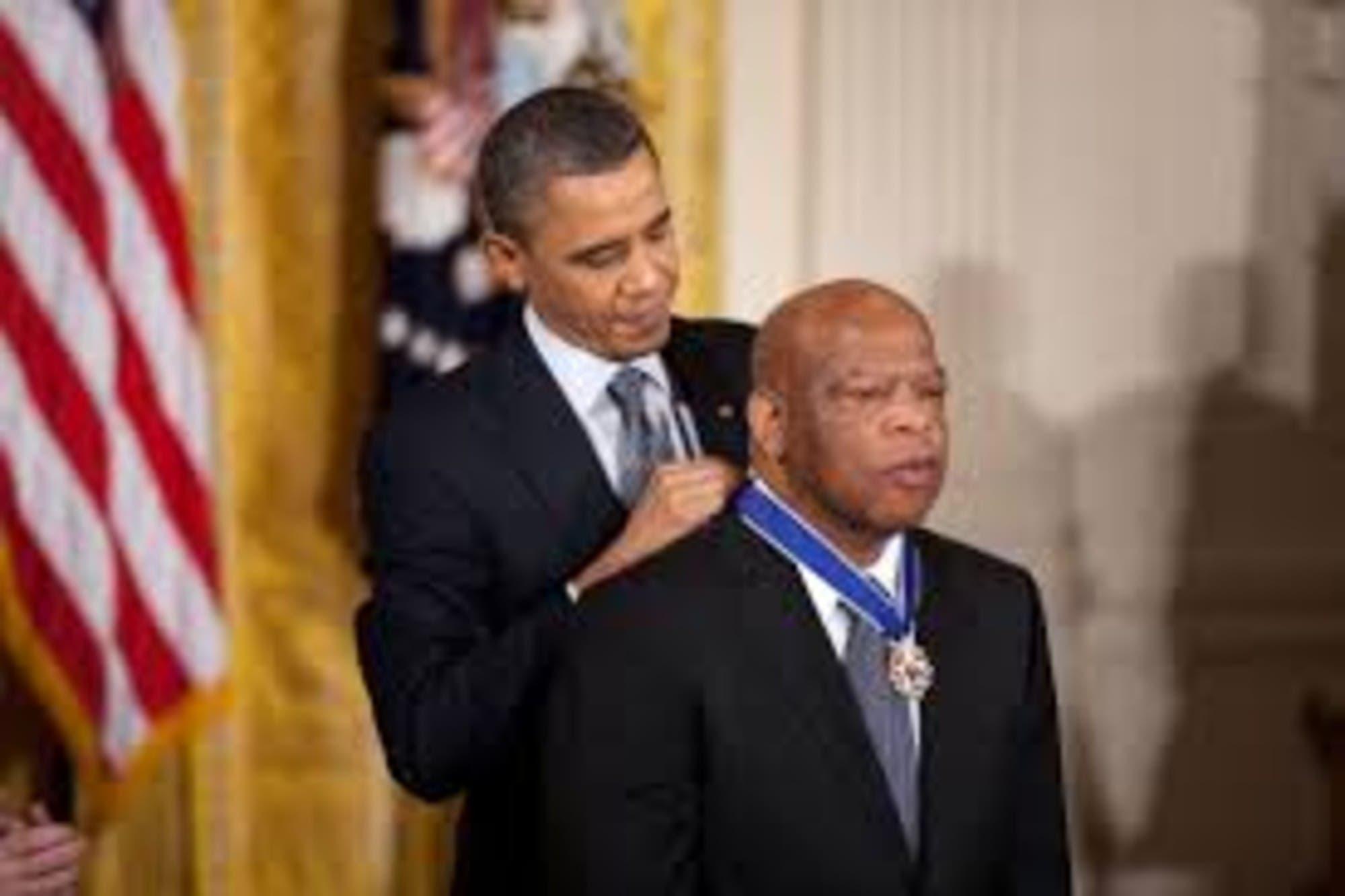 John Lewis: un emblema de la lucha por los derechos civiles en EE.UU.
