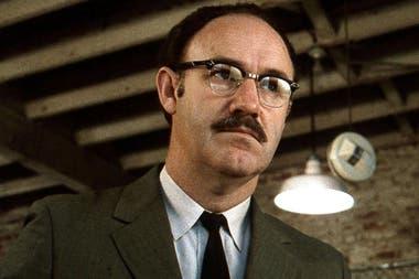 Hackman en una escena de la película La Conversación