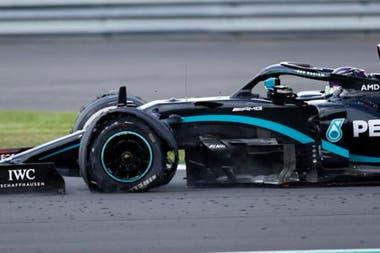 Lewis Hamilton, el líder de la temporada 2020 de Fórmula 1