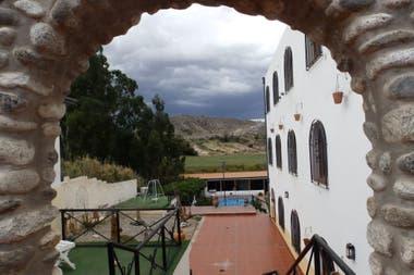 Para volver a abrir el hotel Pueblo Antiguo, en Cachi, se necesita una inversión muy alta