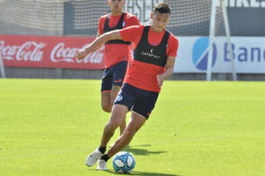 Herrera sufrió una fractura infrasindesmal del peroné izquierdo.