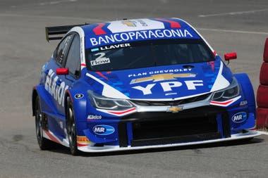 El mendocino Bernardo Llaver, de 32 años, ganó la primera clasificatoria de Súper TC2000 en Alta Gracia con un Chevrolet Cruze.