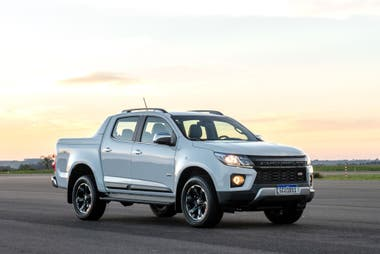La versión High Country de la renovada Chevrolet S10