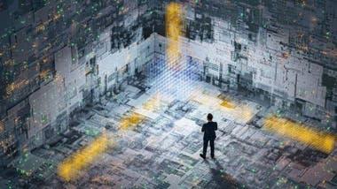 La computadoras cuánticas pueden ser muchísimo más poderosas que las computadoras convencionales.