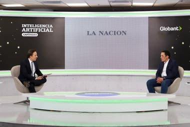 """En diálogo con José Del Rio (LA NACION), Nicolás Kaplun (Globant) aseguró que hubo """"sectores ganadores"""" por los cambios trajo la pandemia de Covid-19"""