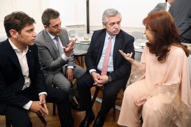 El Frente de Todos apuesta a la provincia de Buenos Aires de cara a los comicios de 2021
