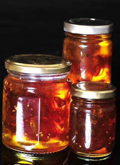 Receta de Mermelada de tomatitos cherry