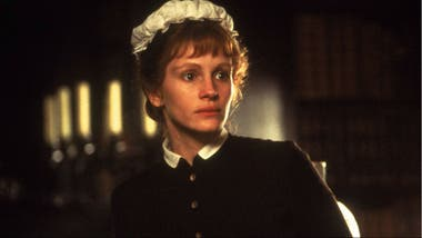 Julia Roberts en Mary Reilly