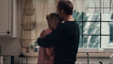 Michelle Williams y Ryan Gosling en Blue Valentine