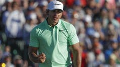 Una gran sorpresa en el US Open: Brooks Koepka conquistó su primer major