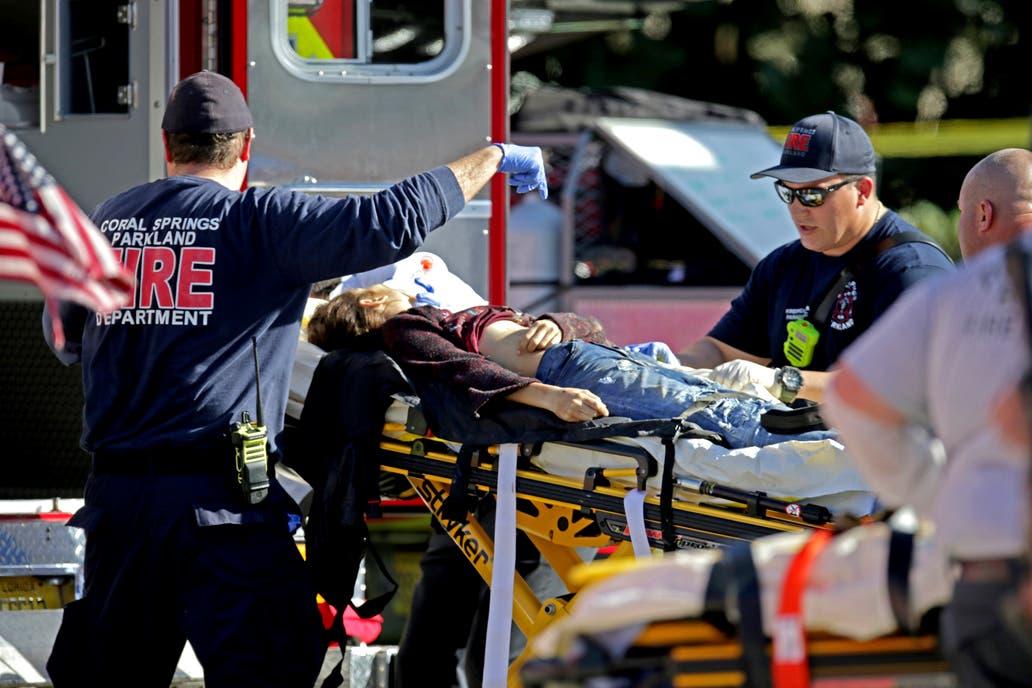 Resultado de imagen para Parkland, Florida: 17 muertos
