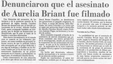 Una revelación macabra: un año después del crimen de Oriel, el abogado de la familia denunció que todo fue filmado