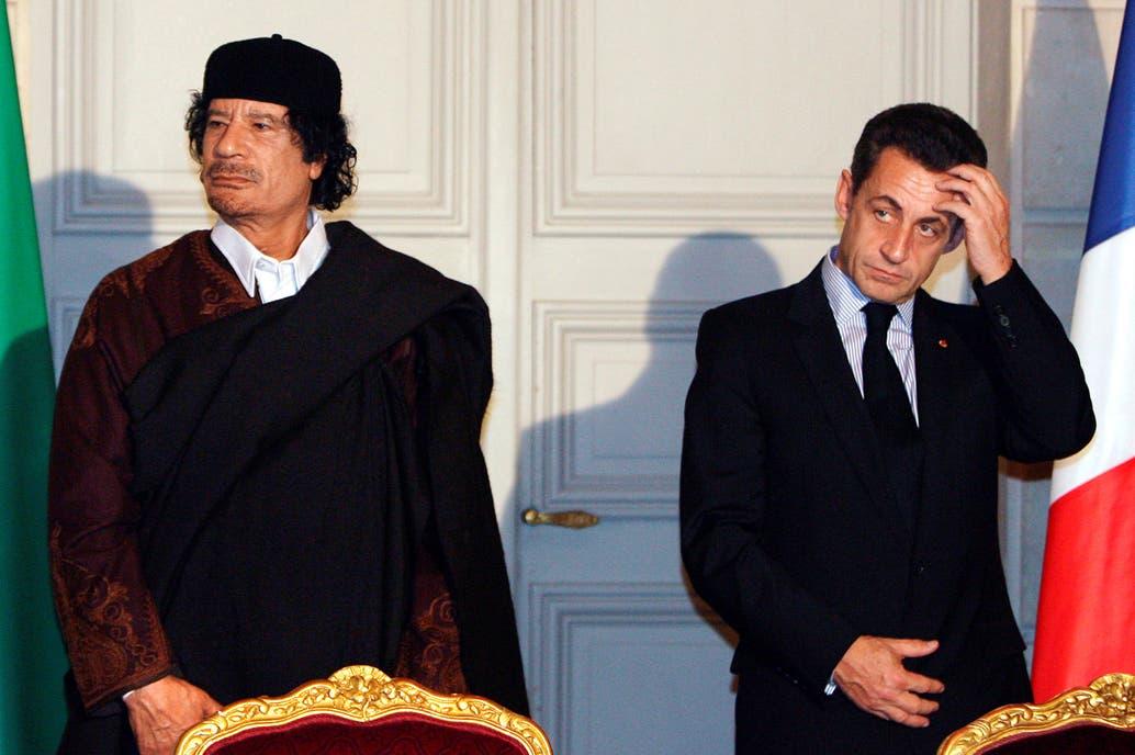 La Justicia cree que el expresidente recibió 50 millones de euros del régimen libio para su campaña de 2007; varios exfuncionarios del dictador confirman los pagos