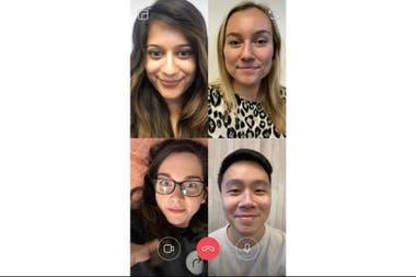El chat grupal de Instagram y Facebook permitirá vincular hasta cuatro usuarios