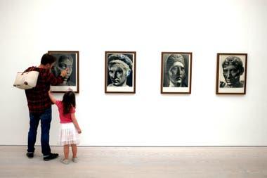 Una de las galerías de Chelsea