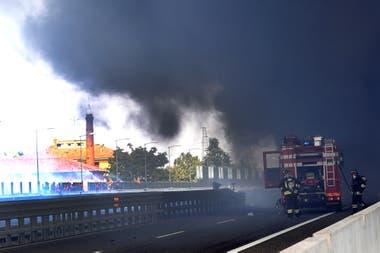 Explosión cerca del aeropuerto de Italia