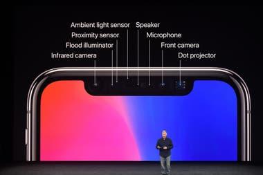 Todos los elementos de TrueDepth, la tecnología de Apple que da vida al sistema biométrico Face ID