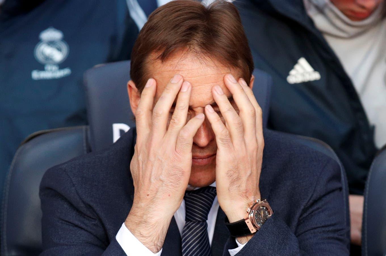 Renunció a Rusia 2018, lloró en su presentación en Real Madrid y hoy lo echaron: 138 días de calvario para Julen Lopetegui