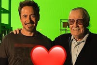 Hugh Jackman, Chris Evans y Robert Downey Jr. despidieron a Stan Lee en las redes sociales