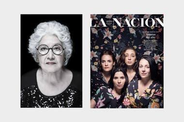 LA NACION Revista, reconocida por la SND