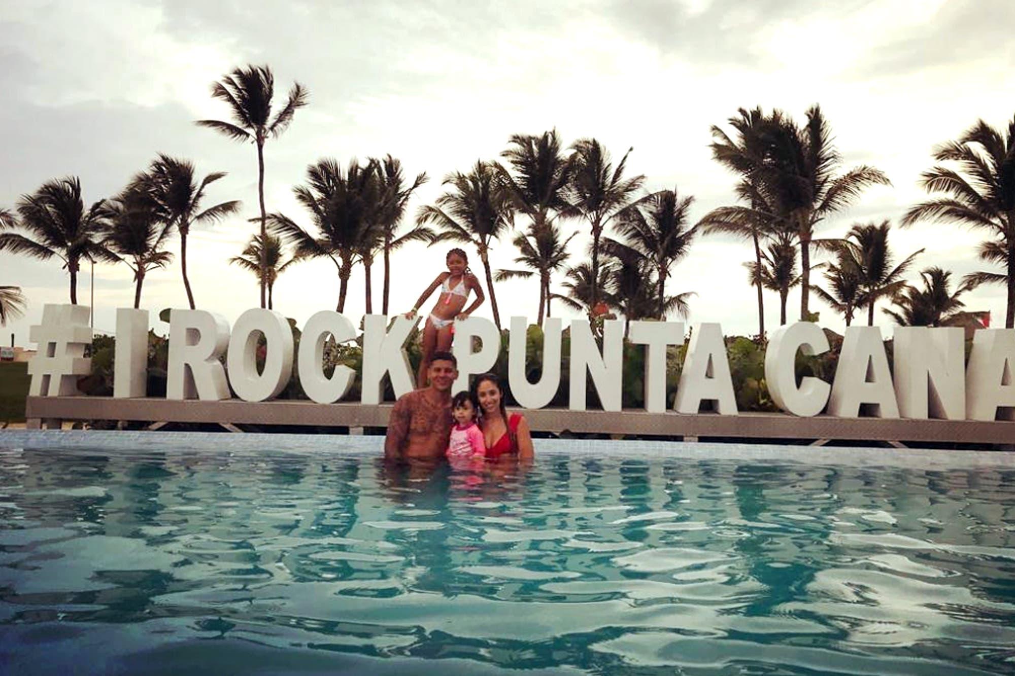 Marcos Rojo interrumpió sus vacaciones en Punta Cana luego de siete muertes misteriosas