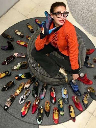 Los zapatos de Luz Príncipe ahora se consiguen en Trendy People BCN