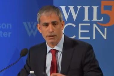 El abogado de la AMIA, Miguel Brofman, estuvo en el encuentro