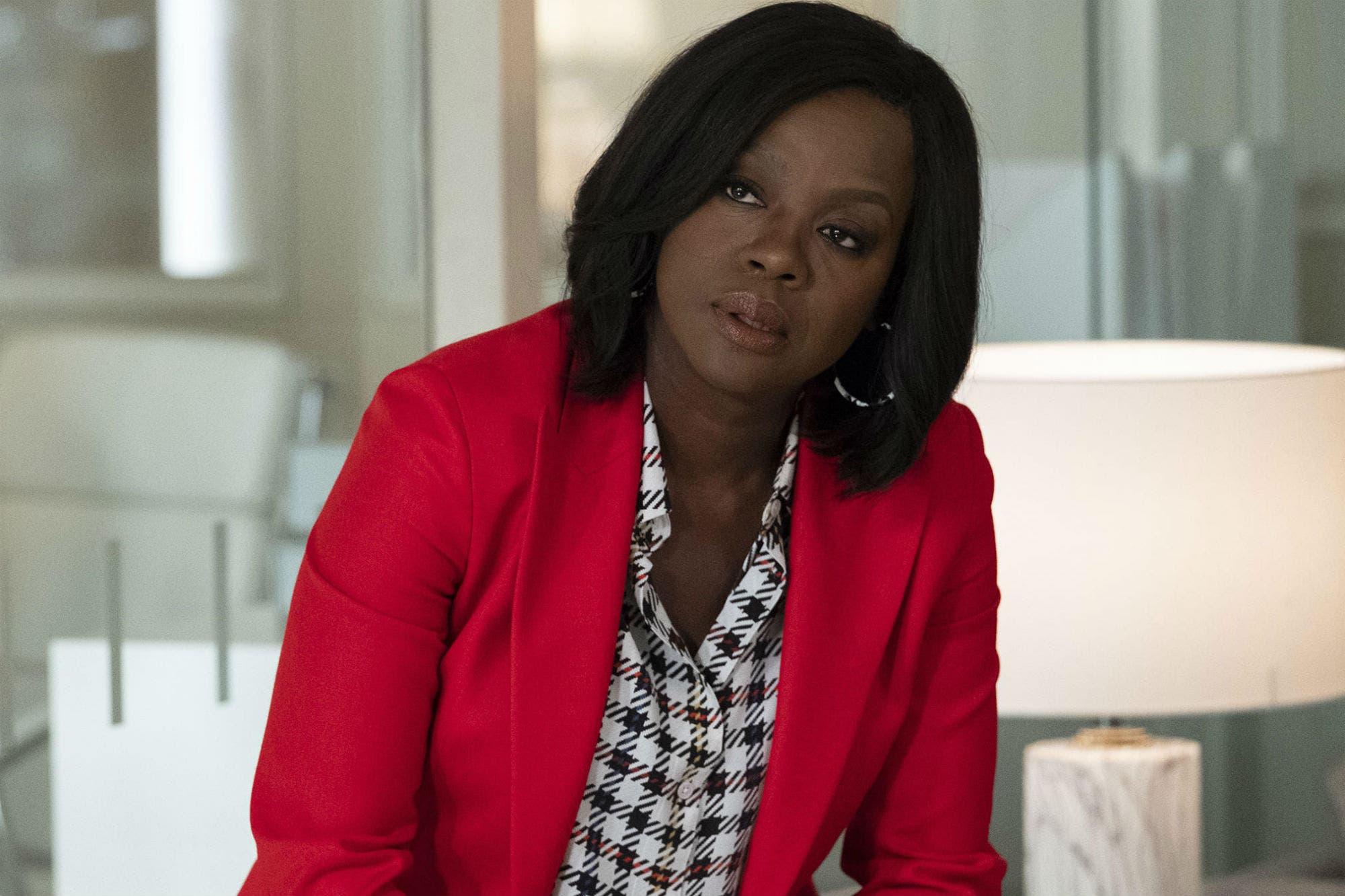 Viola Davis interpretará a Michelle Obama en una serie sobre las primeras damas