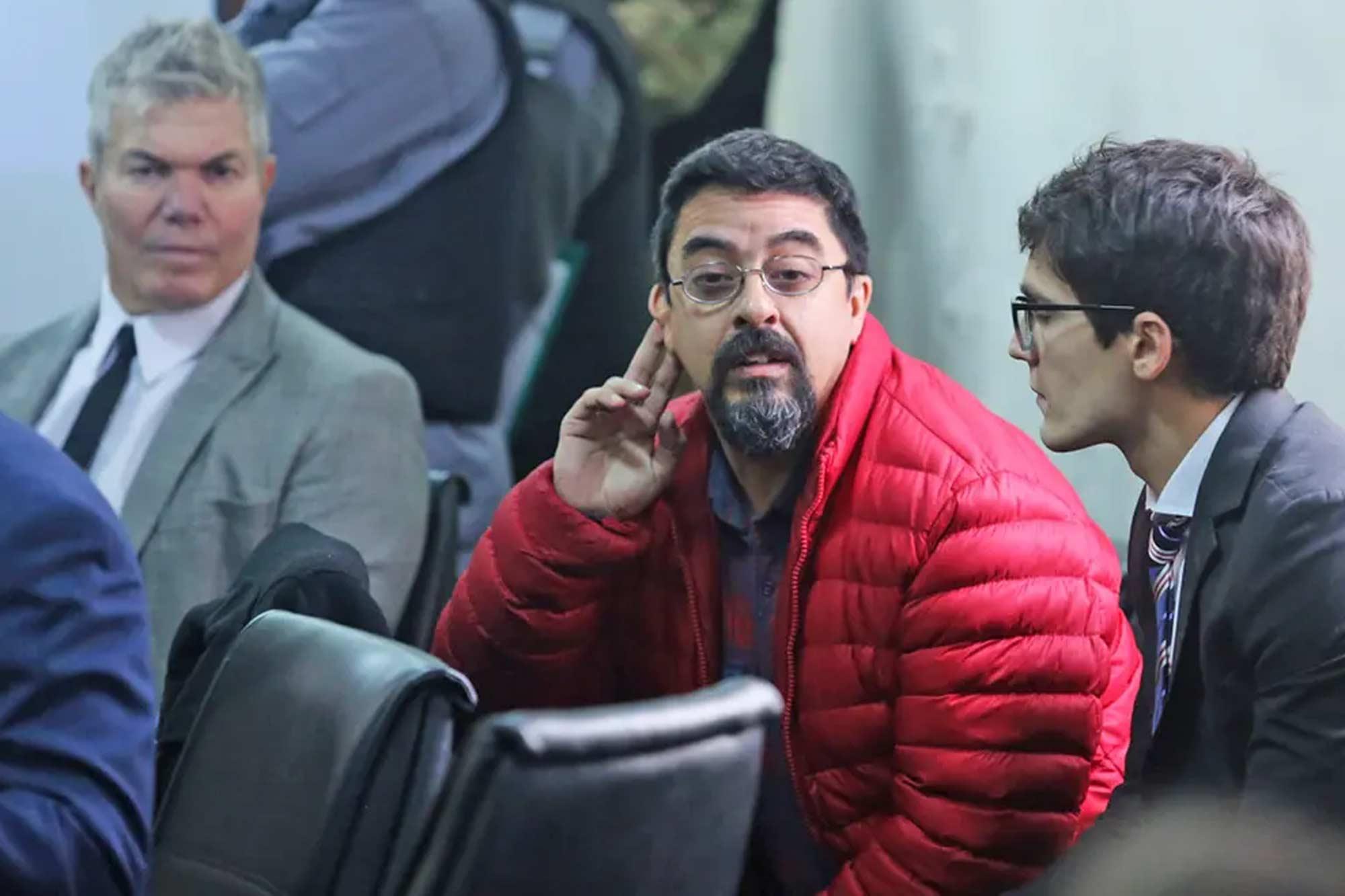 """Elecciones 2019: Fernando Esteche pidió """"feriado bancario y liberar a los presos políticos"""""""