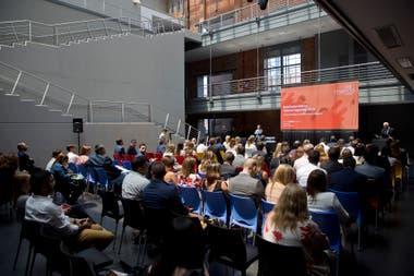 El monitor Merco Talento entregó premios a los líderes del ranking en la Usina del Arte